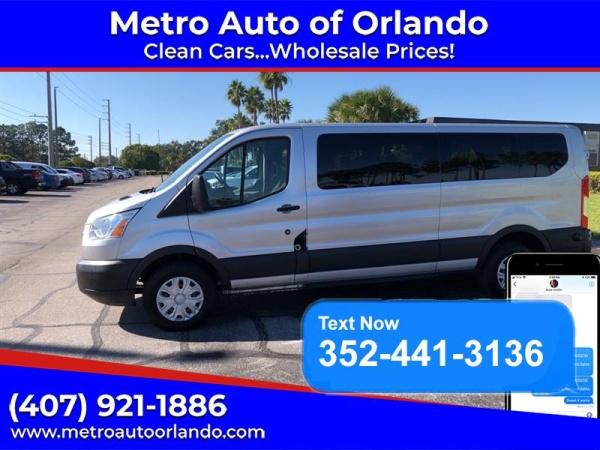 2015 Ford Transit Passenger Wagon in Wildwood, FL