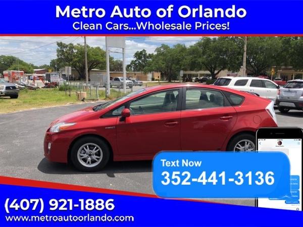 2011 Toyota Prius in Wildwood, FL