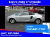 2002 Toyota MR2 Spyder Manual for Sale in Wildwood, FL