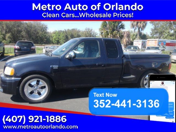 2001 Ford F-150 in Wildwood, FL