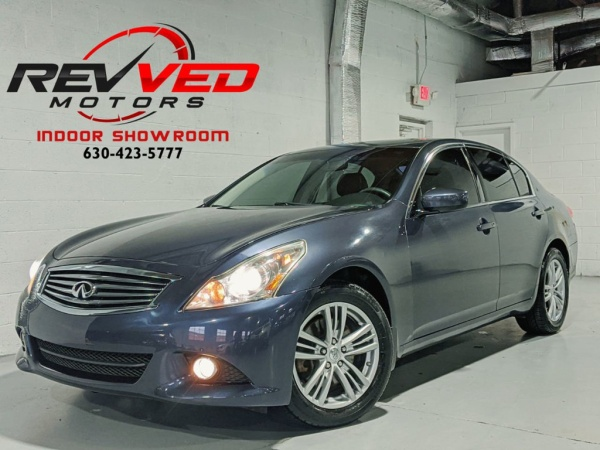 2011 INFINITI G in Addison, IL