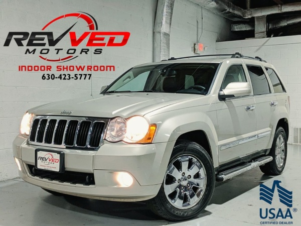 2010 Jeep Grand Cherokee in Addison, IL