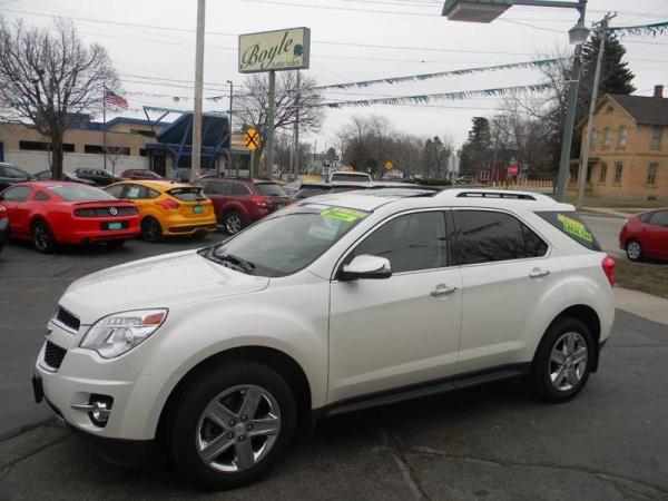 2014 Chevrolet Equinox in Appleton, WI