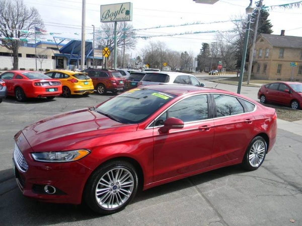 Used Cars Appleton Wi: Used Ford Fusion For Sale In Appleton, WI