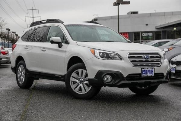 2017 Subaru Outback in Renton, WA