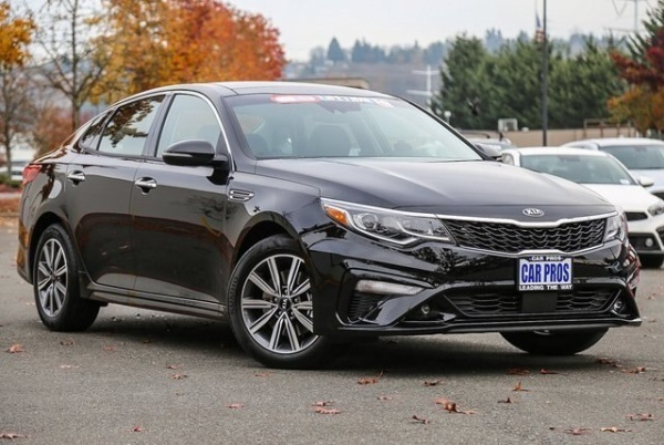 2020 Kia Optima in Renton, WA