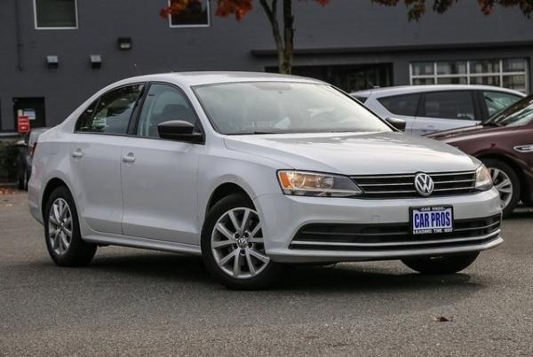 2015 Volkswagen Jetta in Renton, WA
