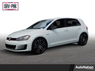 2018 Volkswagen Golf Gti Prices Incentives Amp Dealers