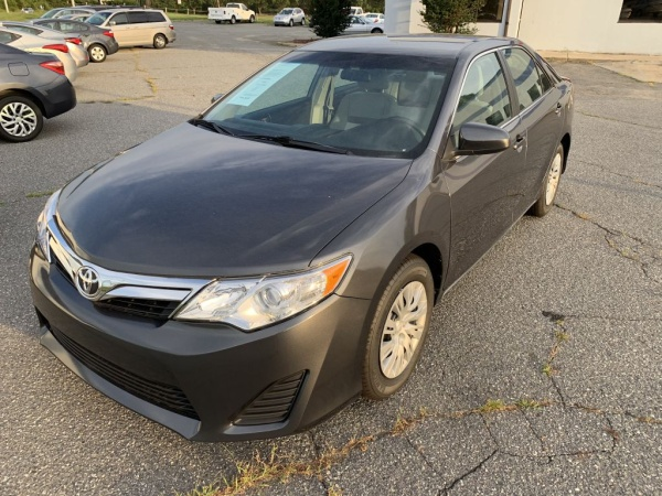 2013 Toyota Camry For Sale >> 2013 Toyota Camry L I4 Automatic For Sale In Greensboro Nc