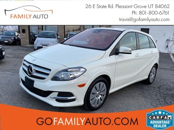 2017 Mercedes-Benz B-Class in Pleasant Grove, UT