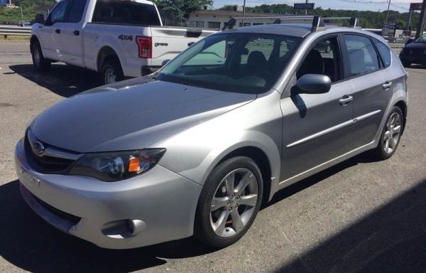 2011 Subaru Impreza in Peabody, MA