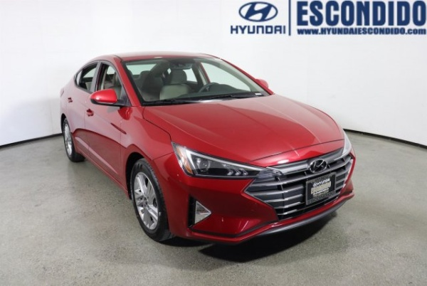 2020 Hyundai Elantra in Escondido, CA