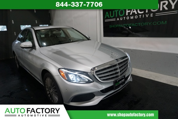 2015 Mercedes-Benz C-Class in Peabody, MA