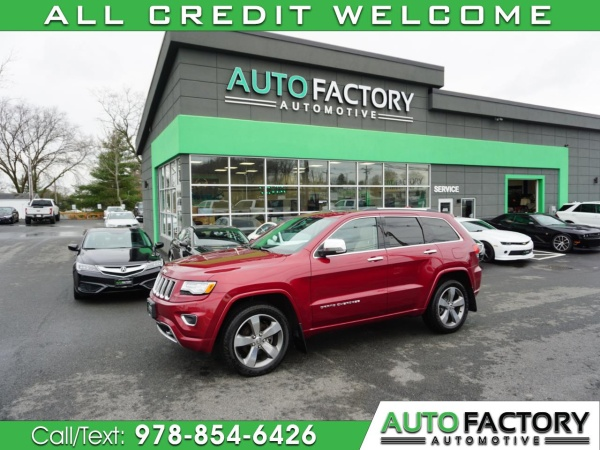 2015 Jeep Grand Cherokee in Peabody, MA