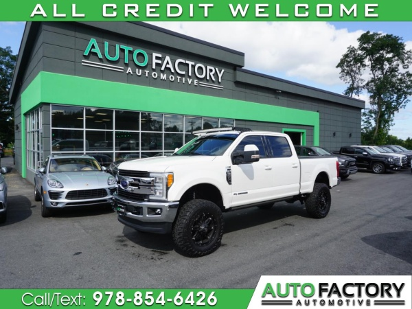 2017 Ford Super Duty F-350 in Peabody, MA