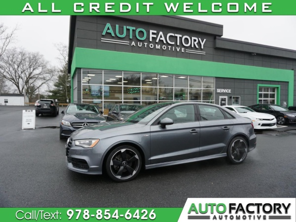 2016 Audi A3 in Peabody, MA