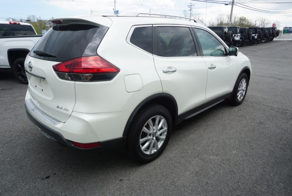 2017 Nissan Rogue in Peabody, MA