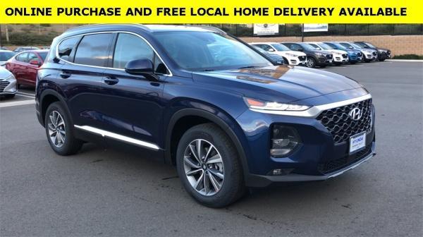 2020 Hyundai Santa Fe in Moreno Valley, CA