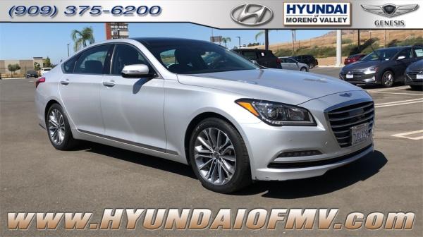 2016 Hyundai Genesis in Moreno Valley, CA