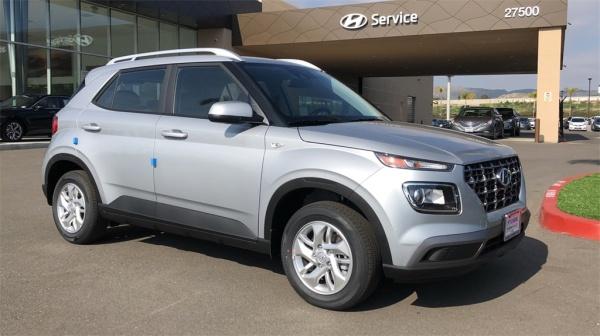 2020 Hyundai Venue in Moreno Valley, CA