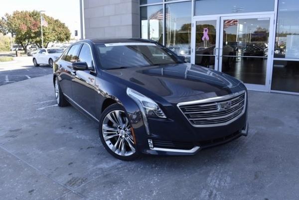 2016 Cadillac CT6 3.6L Platinum