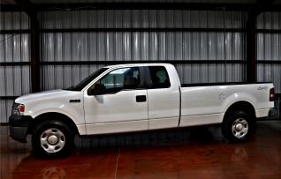 2008 ford f150 triton v8 specs