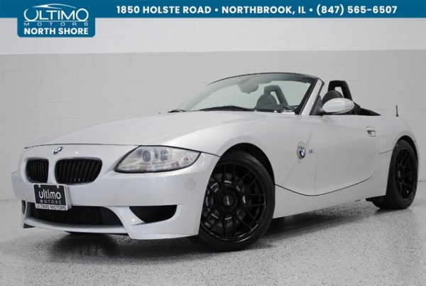 2006 Bmw Z4 M Roadster For Sale In Northbrook Il Truecar
