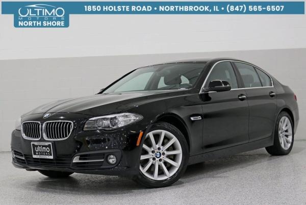 2015 BMW 5 Series in Northbrook, IL