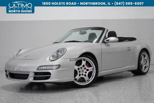 2006 Porsche 911 Carrera S Cabriolet For Sale In Northbrook Il