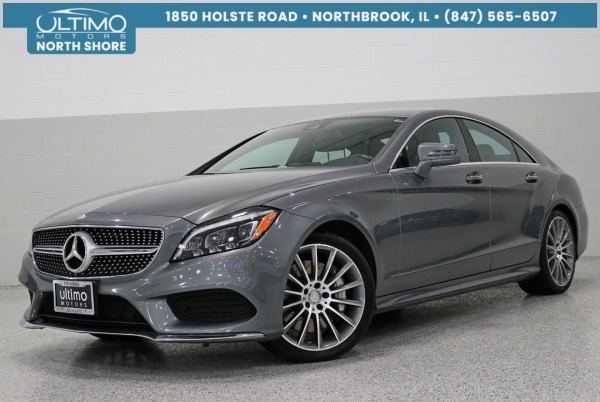 2017 Mercedes-Benz CLS in Northbrook, IL