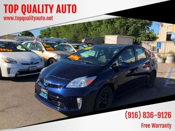 2015 Toyota Prius in Rancho Cordova, CA