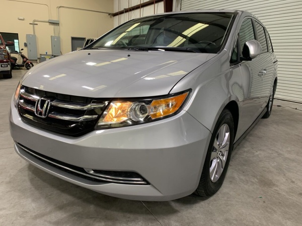 2015 Honda Odyssey in Houston, TX