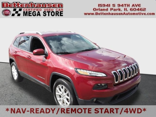 2016 Jeep Cherokee in Orland Park, IL