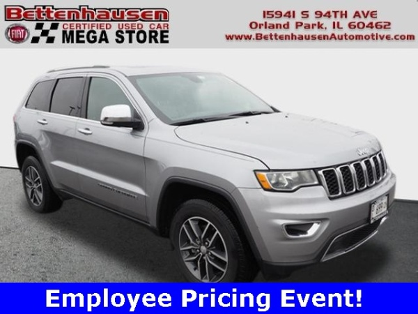 2018 Jeep Grand Cherokee in Orland Park, IL