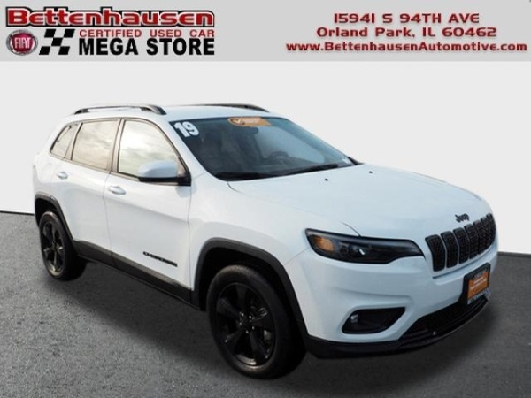 2019 Jeep Cherokee in Orland Park, IL