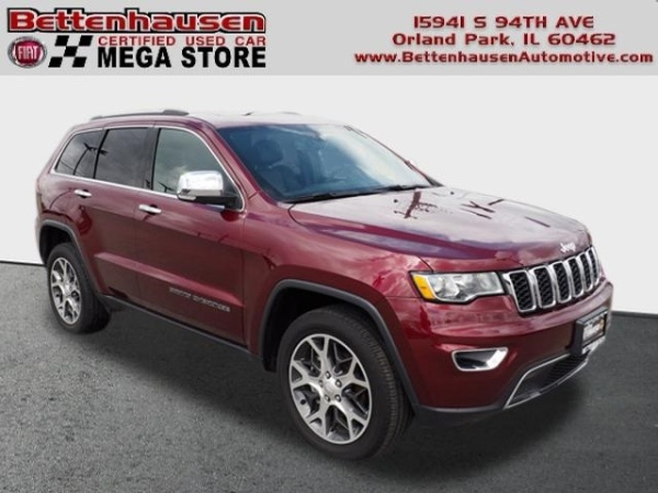 2019 Jeep Grand Cherokee in Orland Park, IL