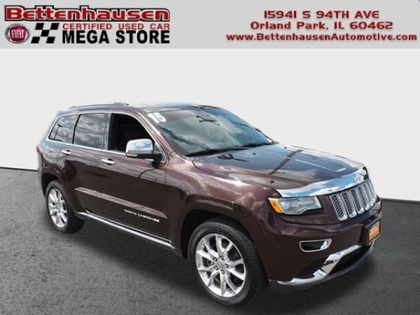 2015 Jeep Grand Cherokee in Orland Park, IL