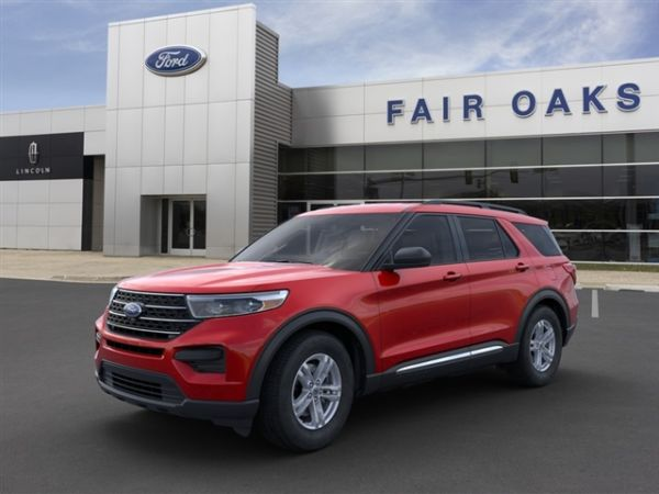 2020 Ford Explorer in Naperville, IL