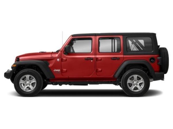 2020 Jeep Wrangler in Stuart, FL
