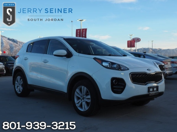 2017 Kia Sportage in South Jordan, UT