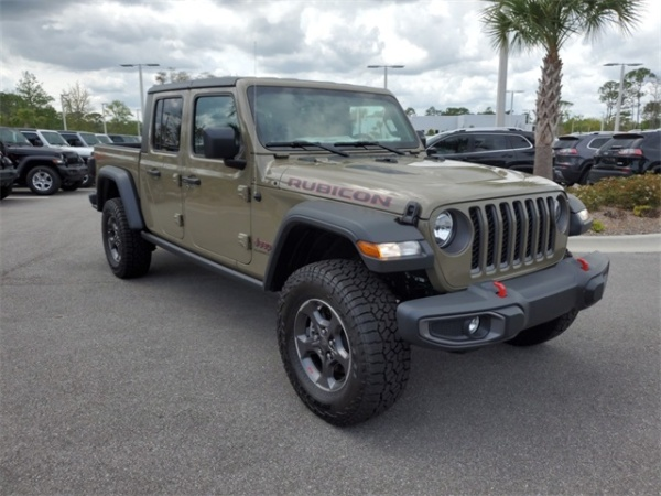 2020 Jeep Gladiator in New Smyrna Beach, FL