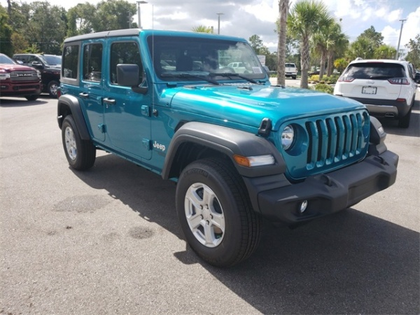 2019 Jeep Wrangler in New Smyrna Beach, FL