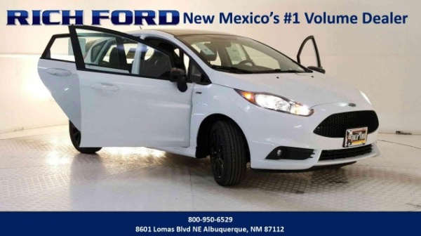 Ford Dealership Albuquerque >> 2019 Ford Fiesta St Line Hatchback For Sale In Albuquerque