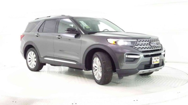 2020 Ford Explorer in Albuquerque, NM