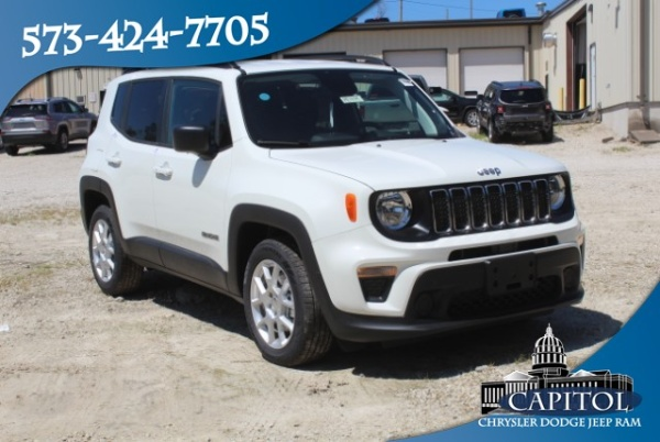 2019 Jeep Renegade in Jefferson City, MO