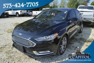 Used 2017 Ford Fusion Se Fwd For In Jefferson City Mo