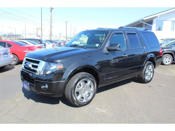 2014 Ford Expedition in Tacoma, WA