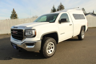 2016 Gmc Sierra 1500 2wd Reg Cab 133 0 For In Tacoma