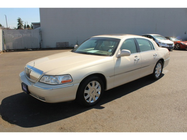 Used Lincoln Town Car For Sale In Seattle Wa U S News World Report
