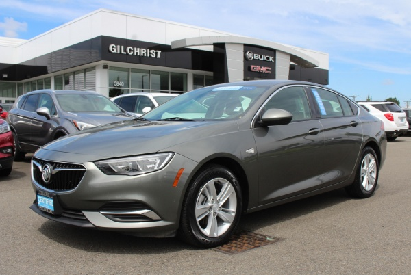 2018 Buick Regal Sportback in Tacoma, WA